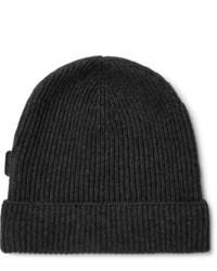 dunkelgraue Mütze von Tom Ford