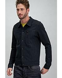 dunkelgraue Shirtjacke von GARCIA