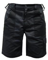 dunkelgraue Shorts von Bridgework