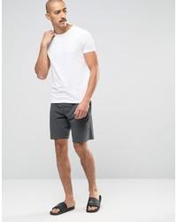 dunkelgraue Shorts von Lacoste