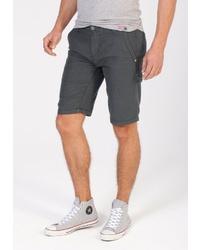 dunkelgraue Shorts von Timezone