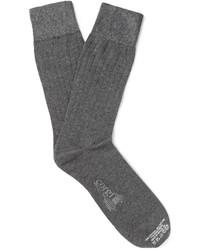 dunkelgraue Socken von Corgi