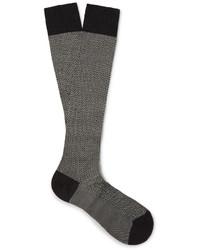 dunkelgraue Socken von Pantherella