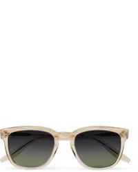 dunkelgraue Sonnenbrille von Barton Perreira