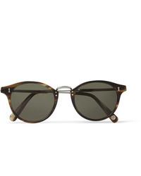 dunkelgraue Sonnenbrille von Cubitts