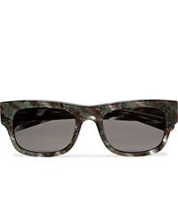 dunkelgraue Sonnenbrille von FLATLIST