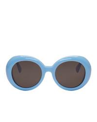 dunkelgraue Sonnenbrille von Gentle Monster