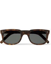 dunkelgraue Sonnenbrille von Kingsman