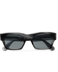 dunkelgraue Sonnenbrille von Oliver Peoples