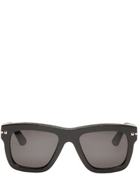 dunkelgraue Sonnenbrille von Valentino
