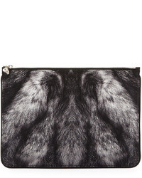 dunkelgraue Taschen