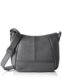 dunkelgraue Taschen von s.Oliver