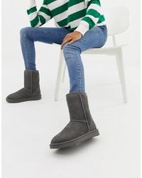 dunkelgraue Ugg Stiefel von UGG