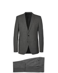 dunkelgrauer Anzug von Hugo Boss