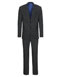 dunkelgrauer Anzug von Selected Homme