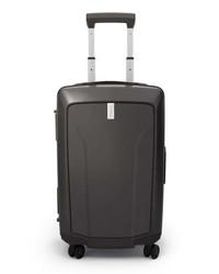 dunkelgrauer Koffer