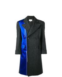 dunkelgrauer Mantel von Maison Margiela
