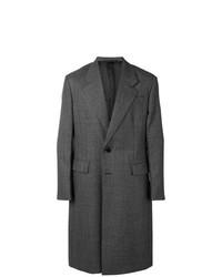 dunkelgrauer Mantel von Prada