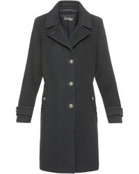 dunkelgrauer Mantel von Schneiders
