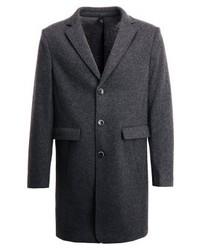 dunkelgrauer Mantel von Sisley