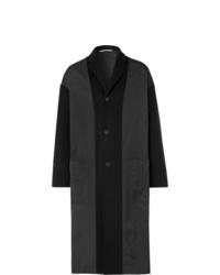 dunkelgrauer Mantel von Valentino