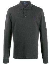 dunkelgrauer Polo Pullover von Polo Ralph Lauren