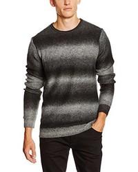 dunkelgrauer Pullover von Calvin Klein