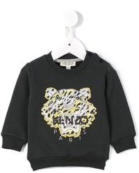 dunkelgrauer Pullover von Kenzo
