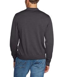 dunkelgrauer Pullover von Maerz