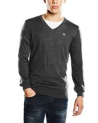 dunkelgrauer Pullover von Pepe Jeans