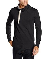 dunkelgrauer Pullover von Tom Tailor