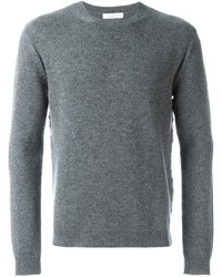 dunkelgrauer Pullover von Valentino