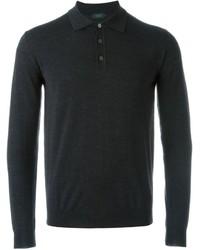dunkelgrauer Pullover von Zanone