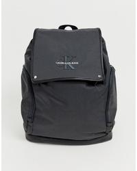 dunkelgrauer Rucksack von Calvin Klein Jeans