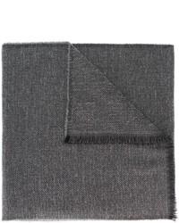 dunkelgrauer Schal von Eleventy