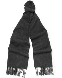 dunkelgrauer Schal von J.Crew