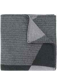 dunkelgrauer Schal von Pringle