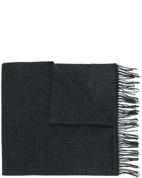 dunkelgrauer Schal von Tom Ford
