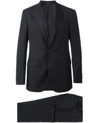 dunkelgrauer Wollanzug von Polo Ralph Lauren