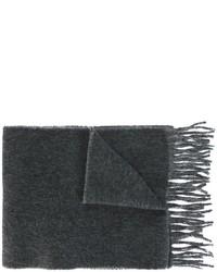 dunkelgrauer Wollschal von Polo Ralph Lauren