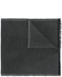dunkelgrauer Wollschal von Tom Ford
