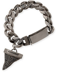 Dunkelgraues Armband