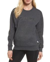 dunkelgraues Sweatshirt
