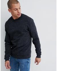 dunkelgraues Sweatshirt von ASOS DESIGN
