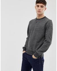 dunkelgraues Sweatshirt von J.Crew Mercantile