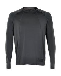 dunkelgraues Sweatshirt von Newline