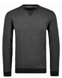 dunkelgraues Sweatshirt von RAGMAN