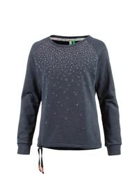 dunkelgraues Sweatshirt von Ragwear