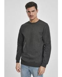 dunkelgraues Sweatshirt von Urban Classics