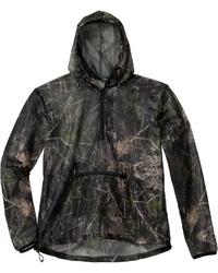 dunkelgrüne Camouflage Windjacke von Parforce